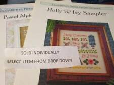 Elizabeth's Needlework Designs Cross Stitch Chart-Your Choice