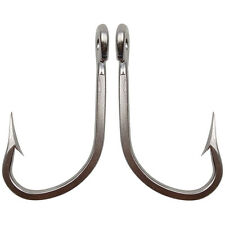 Stainless Steel Fishing Hooks Saltwater Big Game Thick Tuna Shark Marlin Dorado