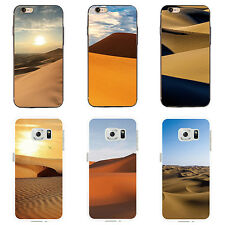 Sunset Desert 3D Print Phone Case Cover for iPhone 6 6S 7 Plus Samsung S7 Candid