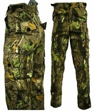 StormKloth Camouflage Trouser Cargo GCC PC FISHING HUNTING Shooting 28 to 50 inc