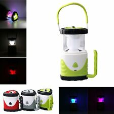 Rechargeable LED Camping Lantern Light Waterproof Outdoor Tent Lamp Hiking Light