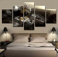 Anime Cartoon Gundam Game Canvas Art Painting Wall Abstract Print Art Home Decor