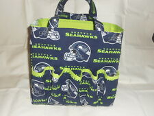 NFL Bingo Tote Bag Handmade Fully Lined w/Pockets -Free Shipping