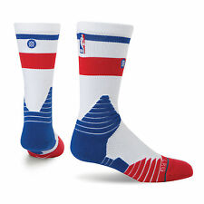 Stance NBA Legends socks Lakers SD Clippers Chamberlain Worthy West Dr. J NWT