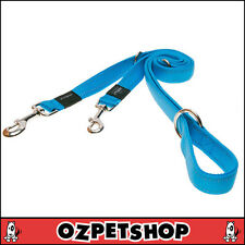 Rogz Utility Multi-Purpose Dog Lead -  5 leads in 1 -  8 Colours