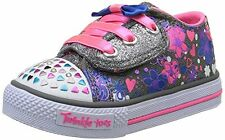 SKECHERS USA Inc Skechers Infant/Toddler Girls Twinkle Toes Shuffles Lil Bitty