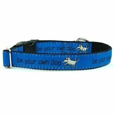 Be Your Own Dog - Dog Collars and optional Leash