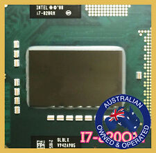Intel Core i7-820QM SLBLX 8Mb Cache 1.73 GHz to 3.06GHz Quad Core Processor
