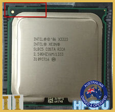 Intel Xeon X3323 LGA771 2.5GHz 6Mb 1333 Core 2 Quad Q9650 Processor - Mfg Direct