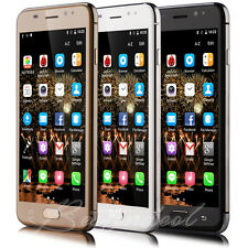 """USA 5.0"""" Unlocked Android 5.1 Quad Core 2SIM T-Mobile Cell Smart Phone 3G GSM"""