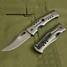 Multi Options Outdoor Camping Survival Hunting Knives Fixed Folding Pocket Knife