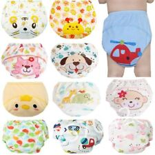 1Pcs Cute  Baby  Diapers Reusable Nappies Cloth Diaper Washable  Infants Childre