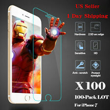 Wholesale 9H Tempered Glass Screen Protector Film for Apple iPhone 7/7 Plus