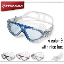 Anti Adult Swimming Pool Uv Fog Goggles Water Glasses High Quality Googles
