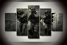 Special Forces Canvas Picture Modern Abstract Print Painting Wall Art Home Decor