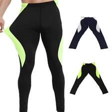 Men's Athletic Apparel Pants Compression Training Running Base Layers Tights