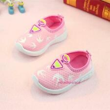 New 2017 Kids Baby Girls&Boys Breathable Shoes Casual Soft Soled Swallows Cool