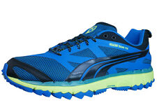 Puma Faas 500 TR Mens Running Sneakers / Shoes - Blue