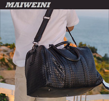 Fashion Large Capacity Genuine Leather Luggage Travel Shoulder Bags Duffle Tote