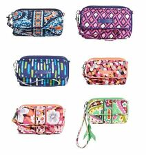 NWT Vera Bradley All in One Crossbody and Wristlet- Choose from 6 Patterns