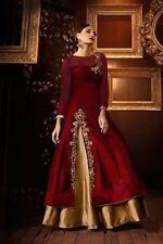 ANARKALI SALWAR KAMEEZ INDIAN PARTY SUIT PAKISTANI DESIGNER SALWAR SUIT DRESS