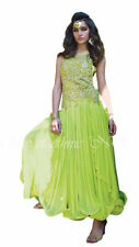 NEW INDIAN ETHNIC ANARKALI SALWAR KAMEEZ PAKISTANI DESIGNER DRESS SHALWAR SUIT