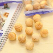 Wholesale lUseful Wood Fragrant Protection 5/10pcs Solid Air Cleaning Moth Balls