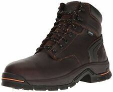 "Timberland PRO Mens Stockdale 6"" Alloy Toe Waterproof Industrial and"