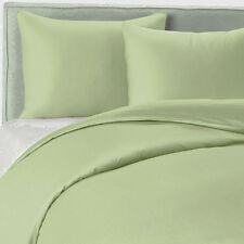 800TC Egyptian Cotton ROUND BED SHEET SET Sateen Meadow