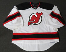 New New Jersey Devils Authentic Team Issued Reebok Edge 2.0 Hockey Jersey NHL