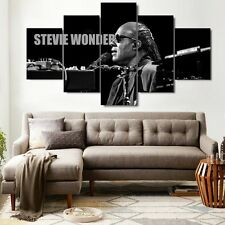 Stevie Wonder Canvas Picture Painting Abstract Modern Poster Wall Art Home Decor