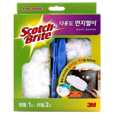 3M SCOTCH BRITE MULTI DUSTER REFILL CLEANER OIL COATING BRUSH TRACKING NUMBER