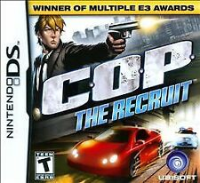 C. O. P. The Recruit COP DS Game >Brand New - Fast Ship - In Stock<