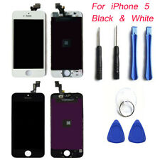 Replacement LCD Lens Touch Screen Display Digitizer Assembly for iPhone 5