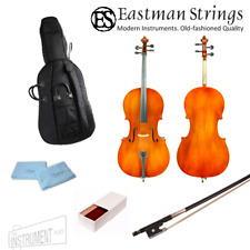 Eastman 80 Upgraded Student Cello Outfit - Used / MINT CONDITION