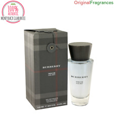 Burberry Touch Cologne For Men 3.3 oz 3.4 oz 100 ML 1.7 oz 50 ML EDT SPRAY NEW