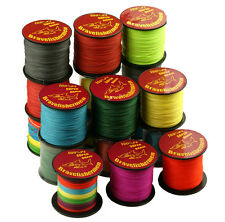 8 strands Leaders Super Strong Dyneema Spectra PE Braided Sea Fishing Line