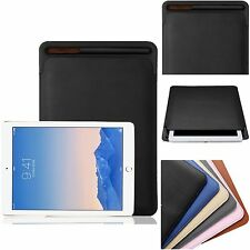 """PU Leather Case Pouch Sleeve Cover Holder Protector for Apple iPad Pro 10.5""""9.7"""""""