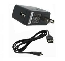 For T-MOBILE PHONES - OEM HOME WALL TRAVEL AC CHARGER USB ADAPTER DATA CABLE