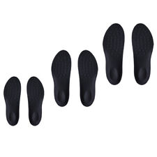 2 Pieces Gel Insoles Shoe Inserts Orthotic Arch Support Pads Massaging Feet
