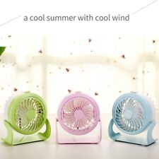Mini Cool Fan Cute And Lovely Fan Fast Cooling USB Charging Fan With Spray SM
