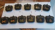TYCO RC REMOTE CONTROL TRANSMITTERS (27 MHz & 49 MHz) GOOD CONDITION  SHIPS FREE