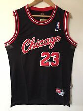 Michael Jordan Chicago Bulls Swingman Throwback Stitched Jersey NWT