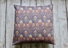 Liberty of London Tana Lawn Hera Peacock Cushion Cover~4 Colours Available 17x17