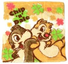 New Disney Character Chip And Dale Love Love Design Hand Towel Cute Goods Gift