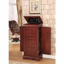 Marquis 8 Drawer Locking Jewelry Armoire By Nathan Direct