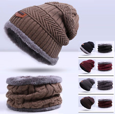 Men's Women Beanie Knit Ski Cap Hip-Hop Blank Color Winter Warm Unisex Hat Fashi