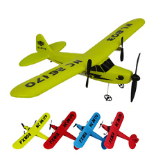 RC Helicopter Remote Control Plane Glider Airplane EPP foam 2 Channel 2.4G Toys