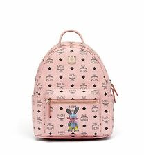 MCM Rabbit Backpack in Monogrammed Coated Canvas / 1 for 2 Sizes