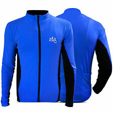 Mens Cycling Jersey Full Sleeves Jacket Cycle Bicycle Top  Bike Jersey Jacket